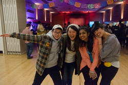 Culture Night at PSU, Winter 2017