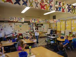 Classroom Presentation, Fall 2016