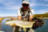 Fly fishing rivers of canterbury