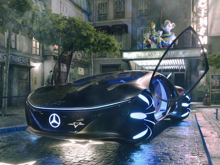 Europapark x Mercedes-Benz