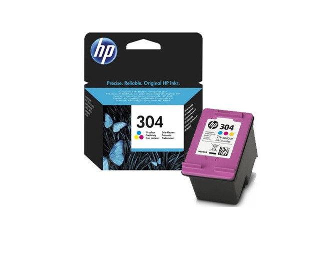 Cartuccia HP 304 Colore