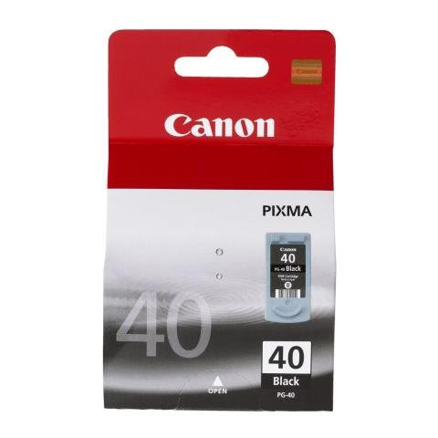 Cartuccia orig. Canon PG40 Nero