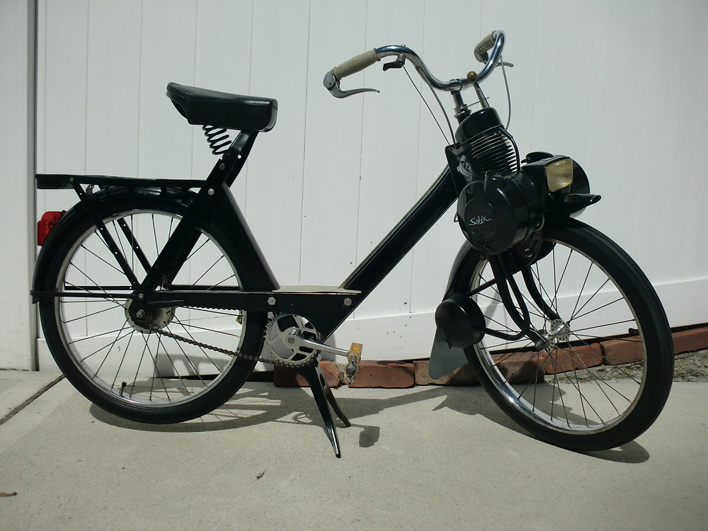 The wonderful Solex