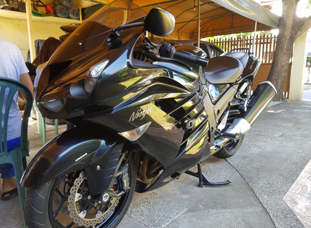 ZX14R IS here!!
