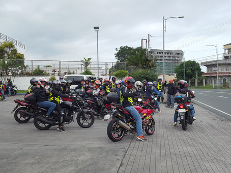 The riding soul of the Philippines