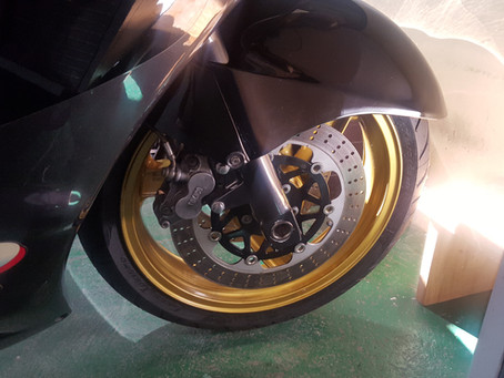 Has the infamous ZZR1100 brake issue been solved?