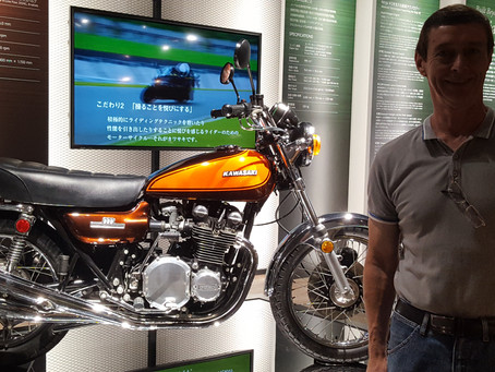 Time to say why I think Kawasaki are a special Brand