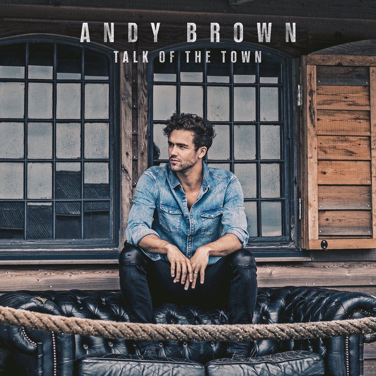 ANDY BROWN - SINGLE COVER