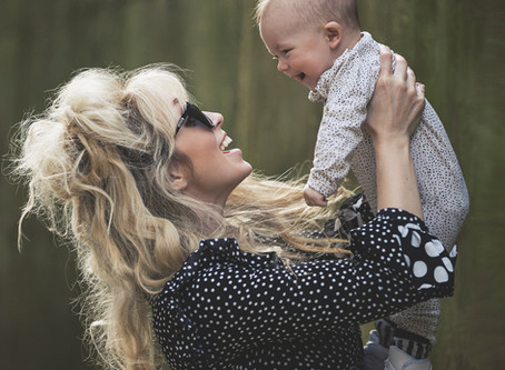 FINDING SELF-CONFIDENCE AFTER HAVING A BABY