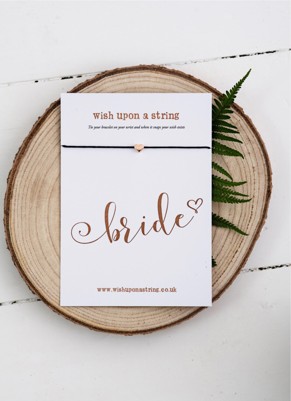 Gift Idea - Wish Upon a String