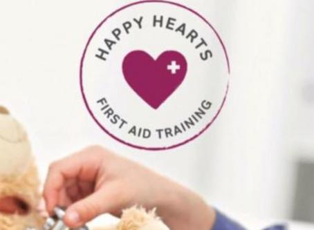 YUMMY MUMMIES - HAPPY HEARTS FIRST AID