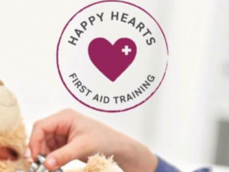 YUMMY MUMMIES - HAPPY HEARTS FIRST AID