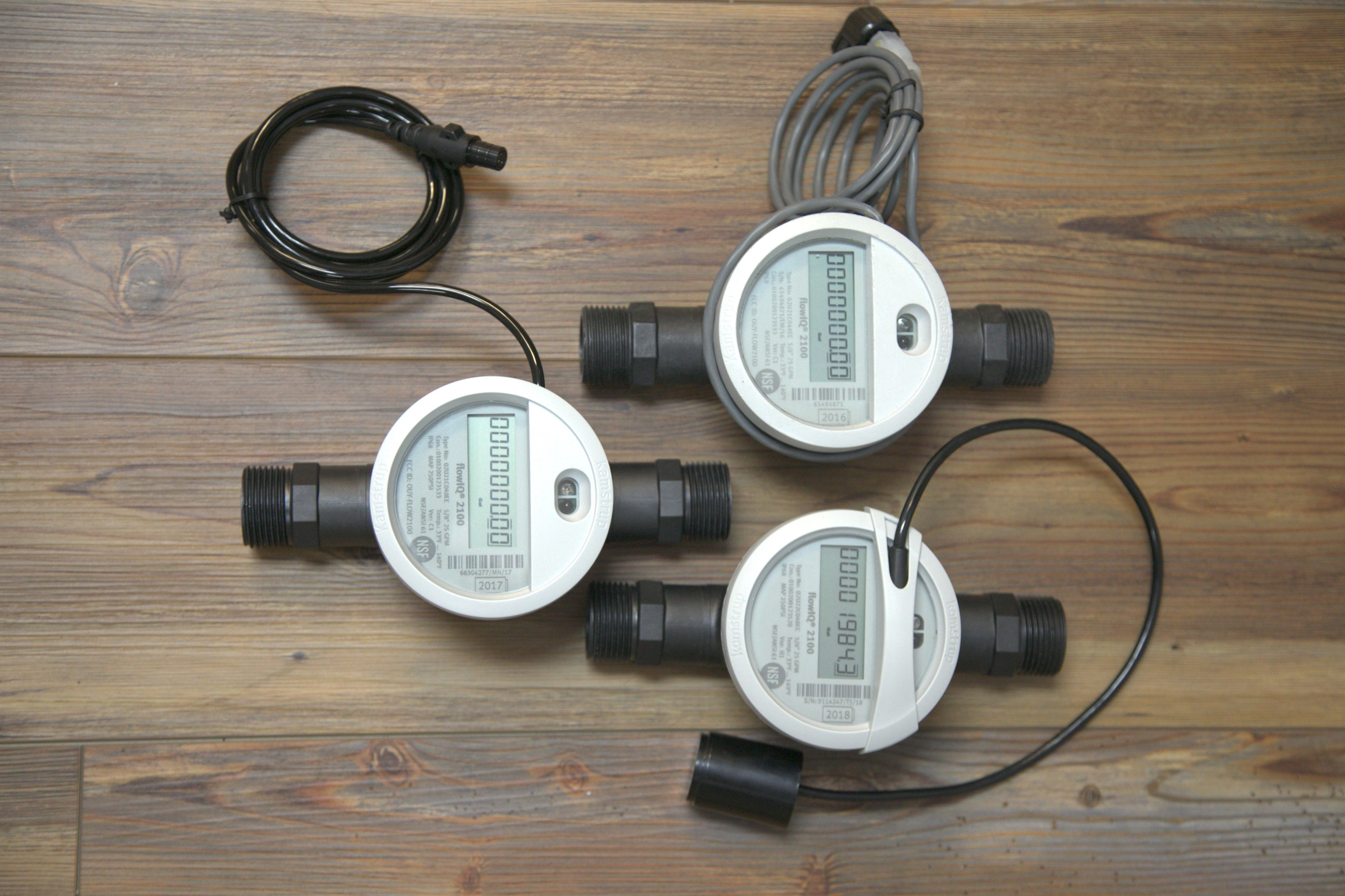 Kamstrup Encoded Meters