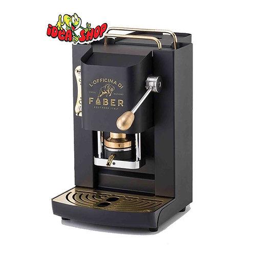 Faber slot pro deluxe, macchina caffè a cialde ese 44.