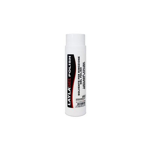 Layla gel polish solvente per rimozione 250 ml