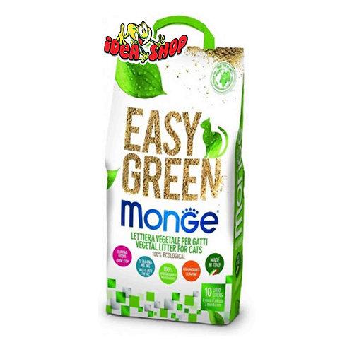 Monge easy green lettiera vegetale smaltibile nel wc