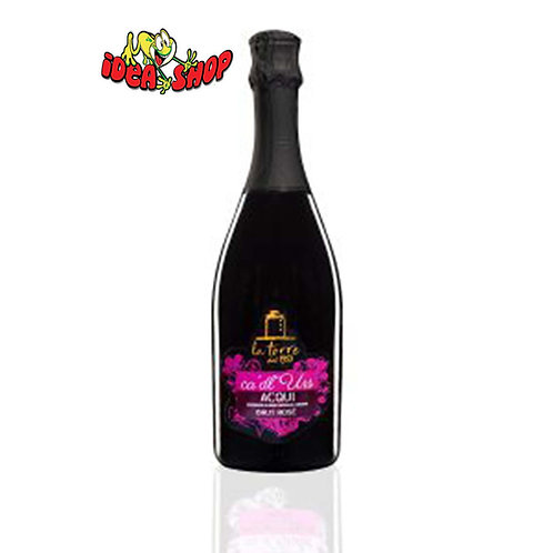 Cantina la torre - Acqui brut rosè DOCG 0,75 L