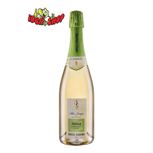 Enrico Serafino Alta langa PROPAGO blanc de blancs 750 ml