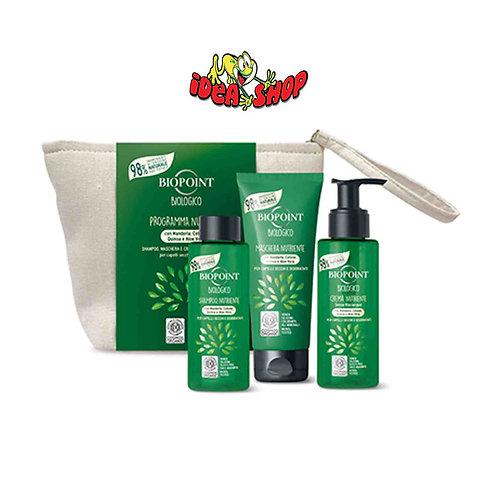Biopoint conf. regalo biologico shampoo + Maschera + crema