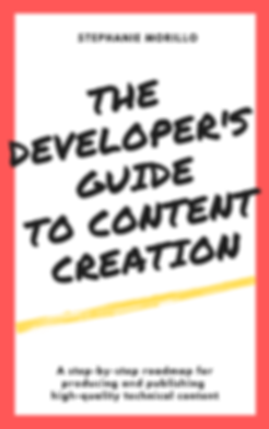 Developer's Guide to Content Creation Book Cover