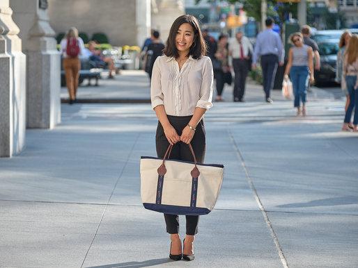 Arrow Banker Bags