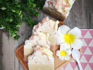 蜂蜜鮮奶皂