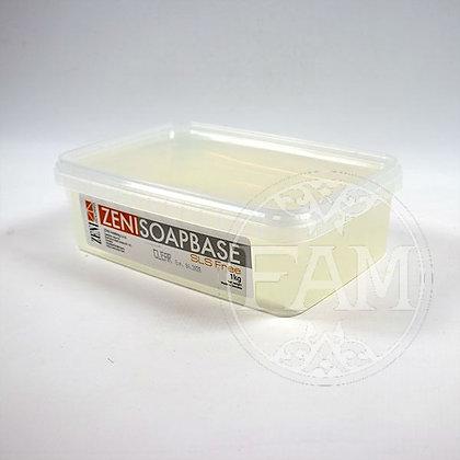 高抗汗透明皂基 (1kg)