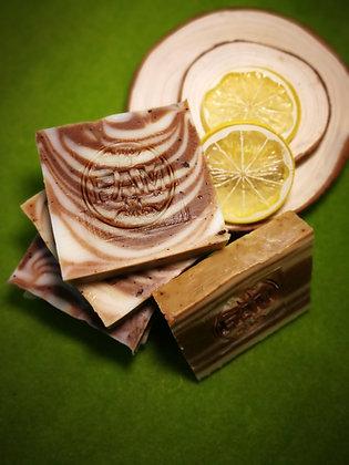 檸檬綠茶潔膚皂