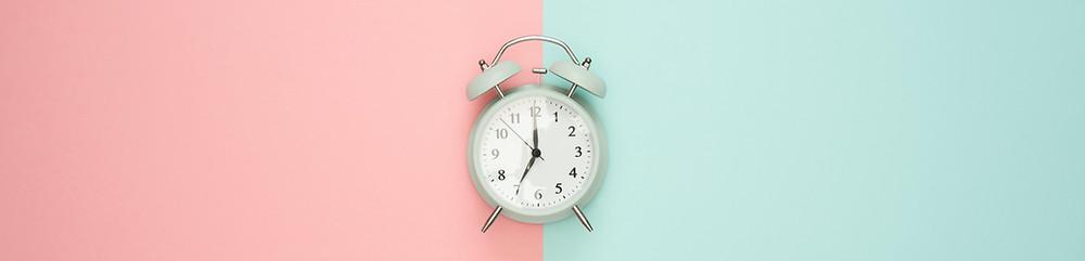 Establish timings in house share