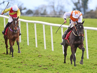 Jet Of Magic Proves Too Good On Debut At Punchestown