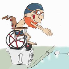 illustratie tekening stichting onbeperkt