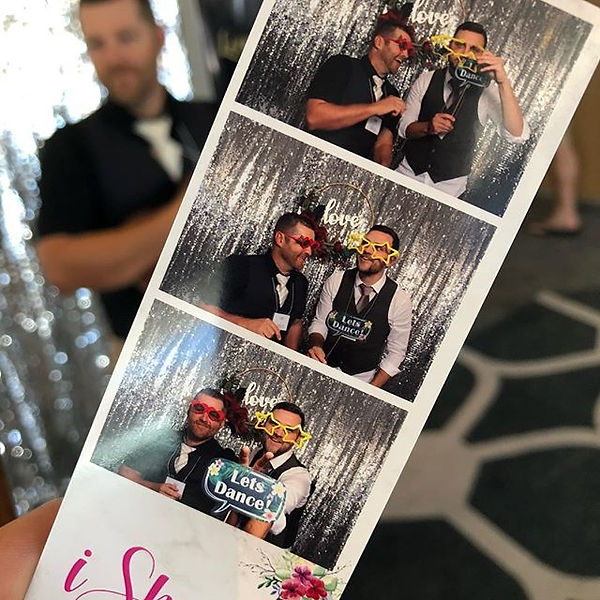 Some wedding expo silliness #sunshinecoa