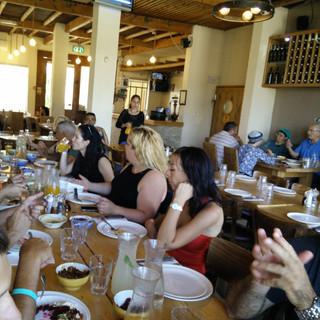 ארוחת צהריים - מסעדת איסקנדר