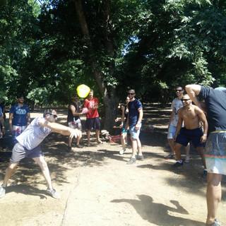 משחק גיבוש - קייקי כפר בלום
