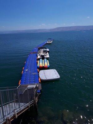 ספורט ימי- חוף הסאות' ביץ' טבריה