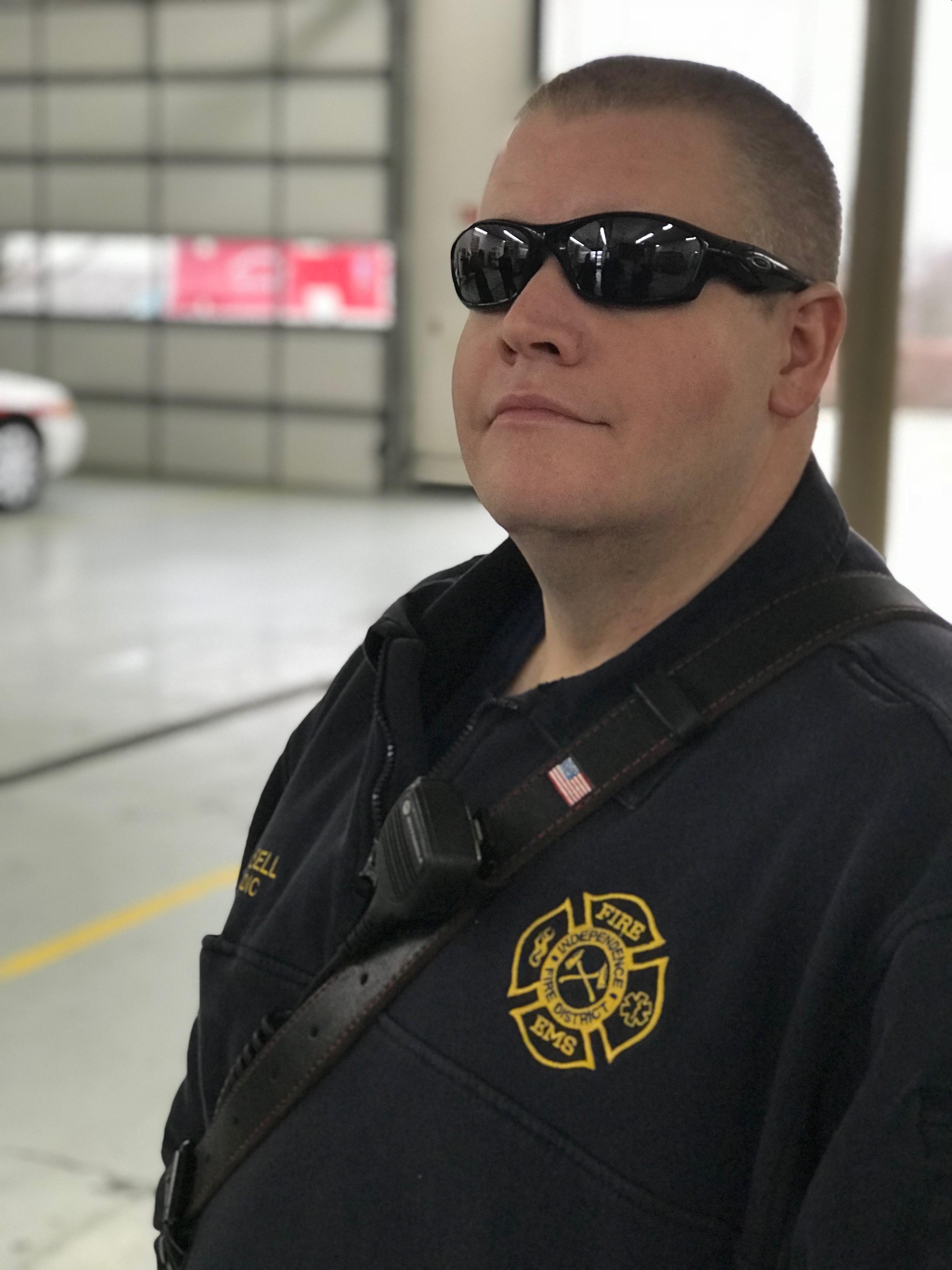 Lieutenant Medic Nick Russell