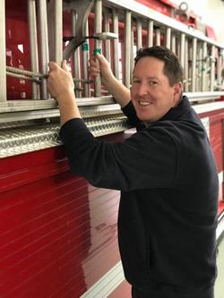 Firefighter EMT Michael Gorman