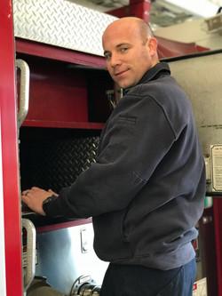 Firefighter EMT Doug Stewart