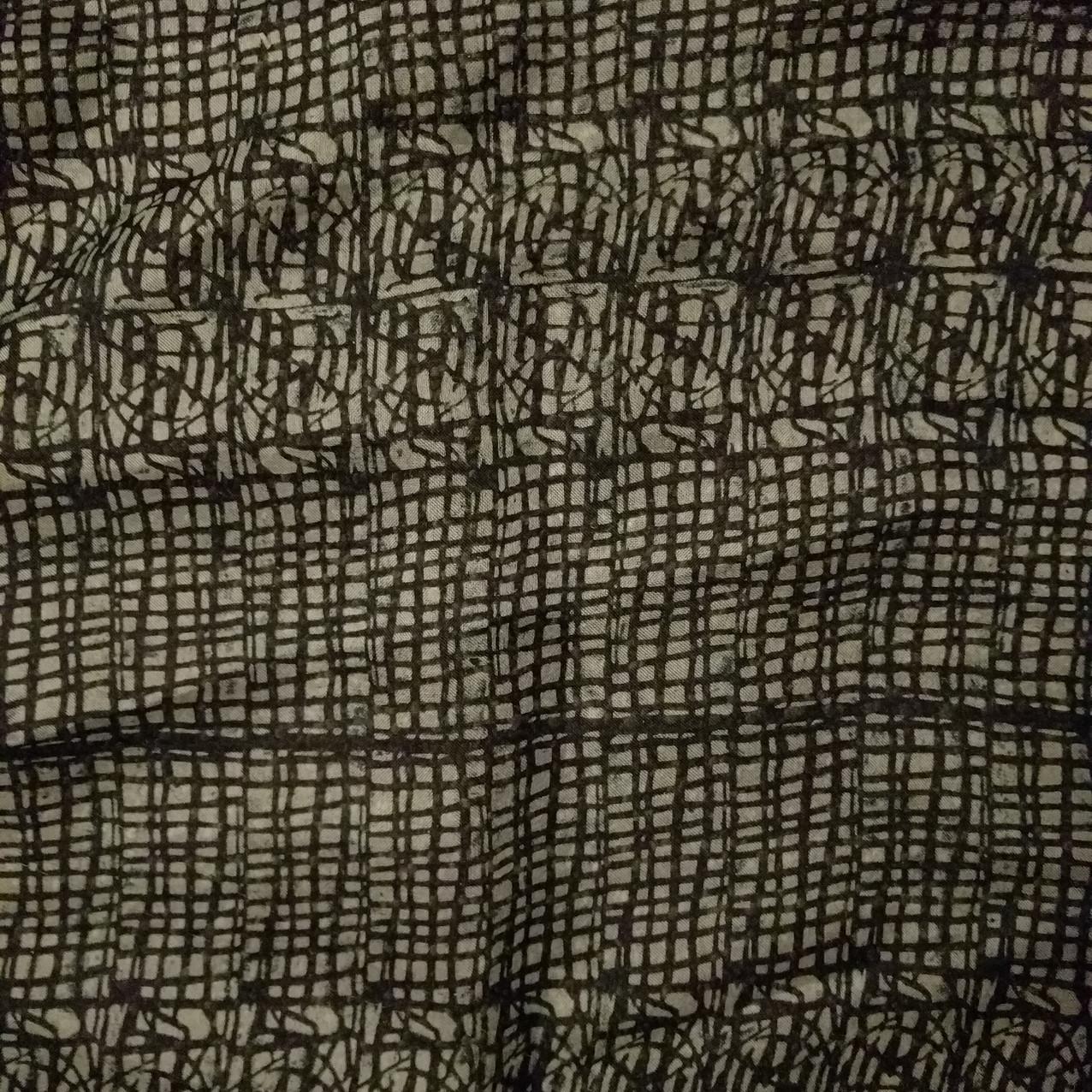 SD work Wetlands textile