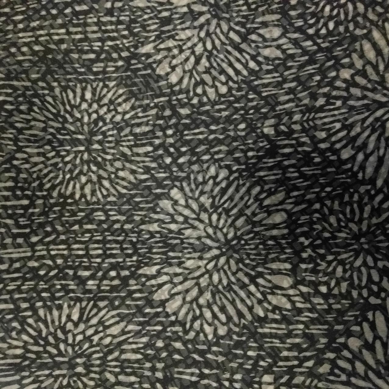 SD work Lea River textile close up