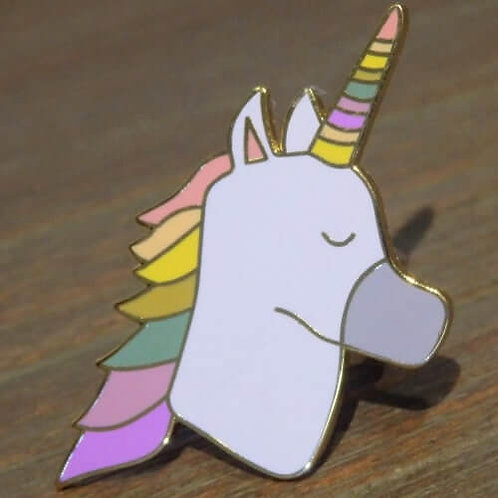 Rainbow Unicorn Scout Woggles - Version 2