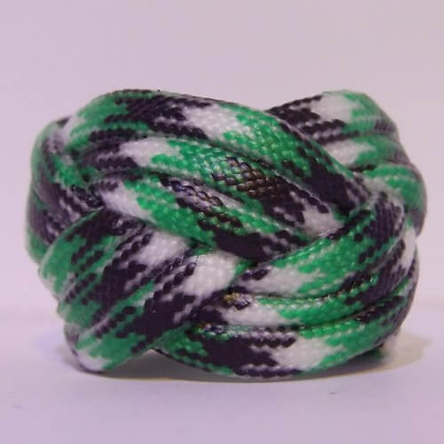 Kelly Camo Small Paracord Woggle