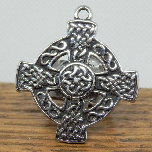 Celtic Cross Scout Woggles