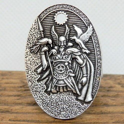 Viking Odin Scout Woggles