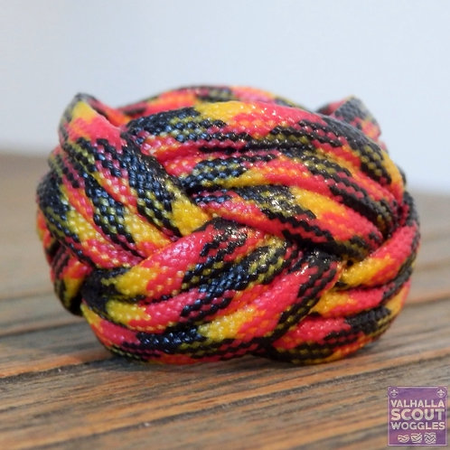 German Pride Small Paracord Woggle