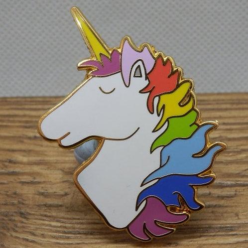 Majestic Rainbow Unicorn Scout Woggles