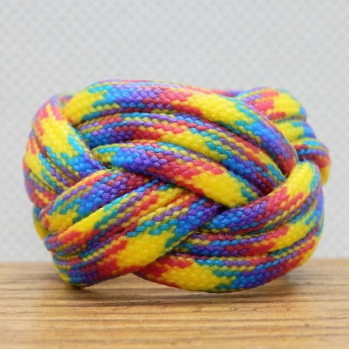 Kaleidoscope Small Paracord Woggle
