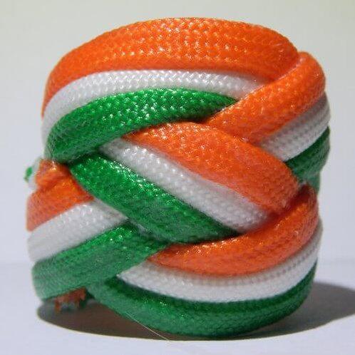 Irish Medium Paracord Woggle