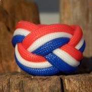 Paracord Scout Woggles