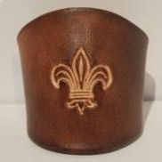 Leather Scout Woggles